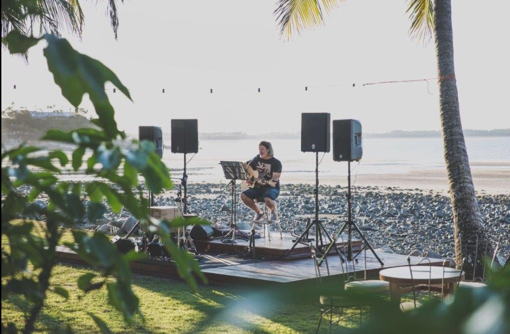 Music by the Ocean